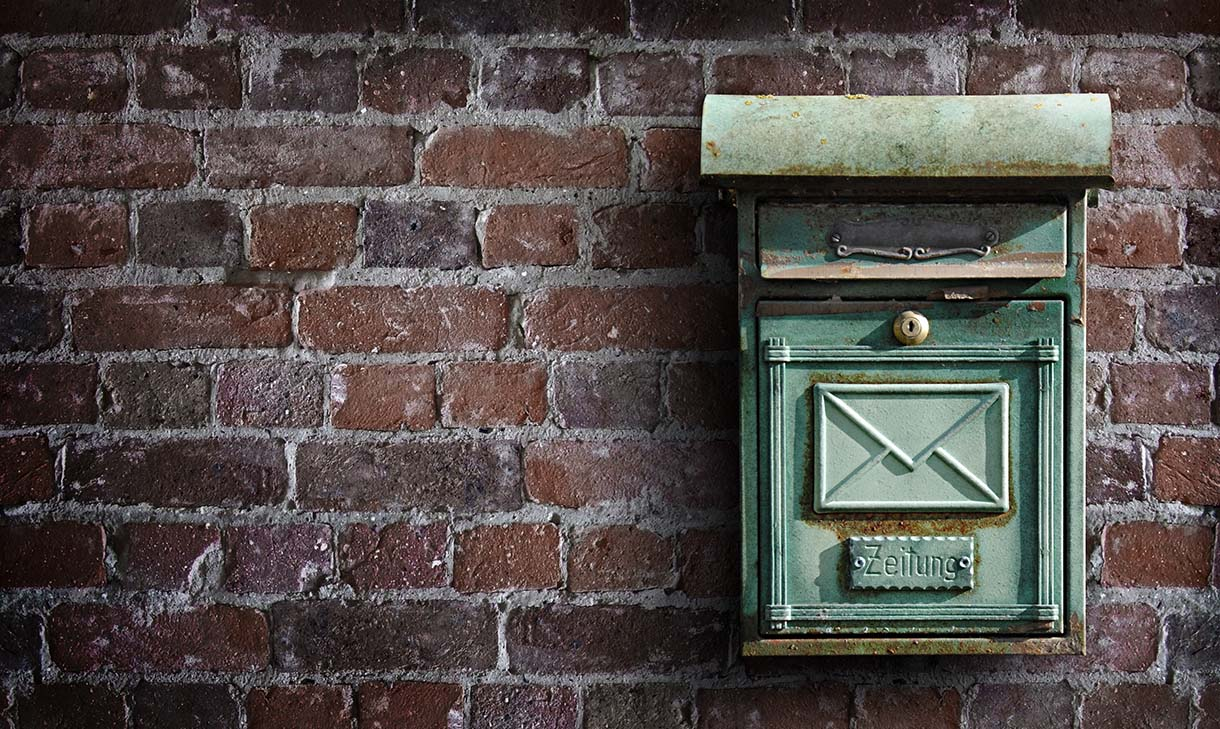 white-paper-distribution-mailbox