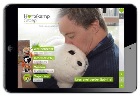 Hartekamp online magazine
