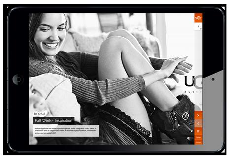 Shuz online magazine