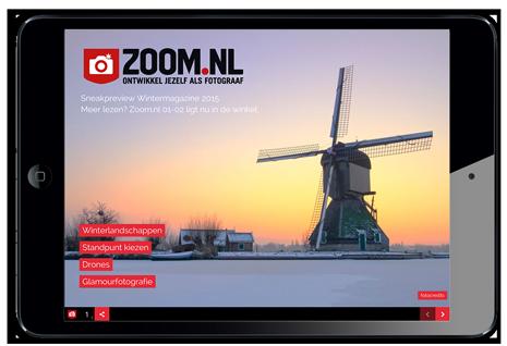 Zoom online magazine