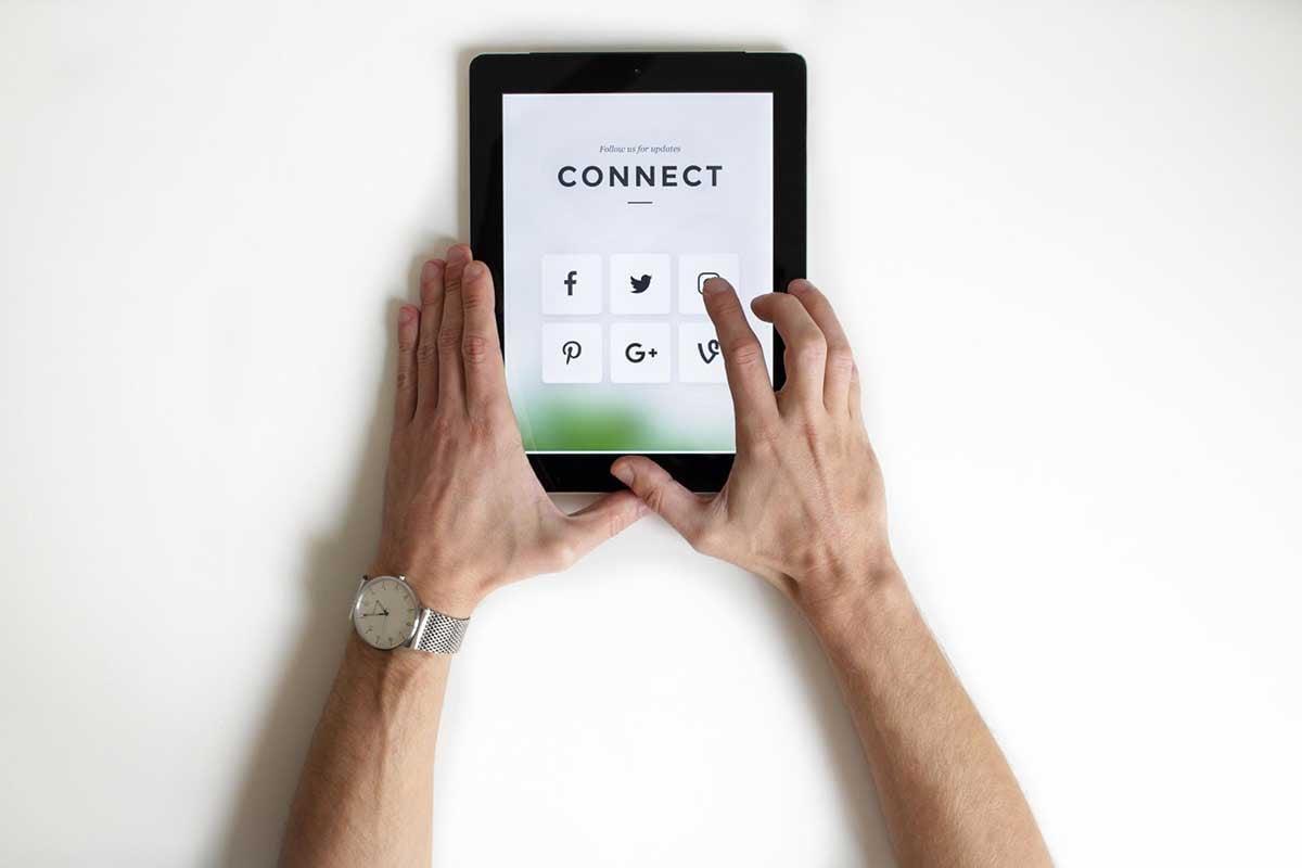 White paper social sharing