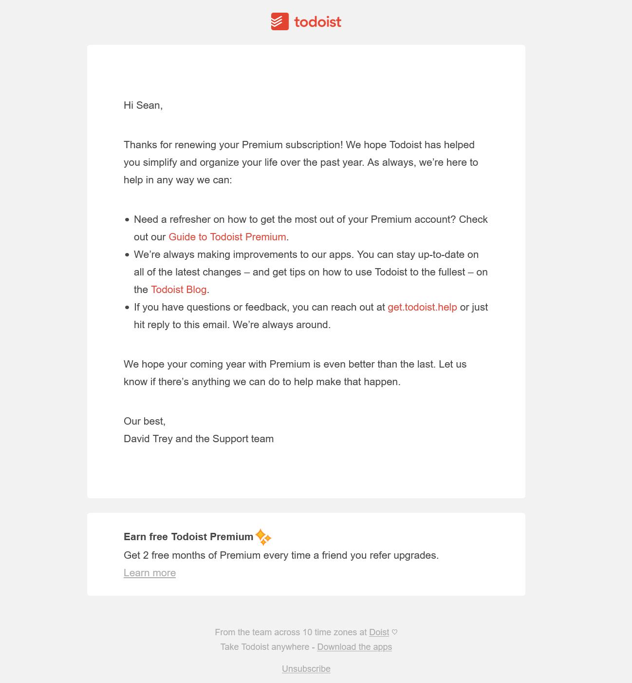customer-success-message