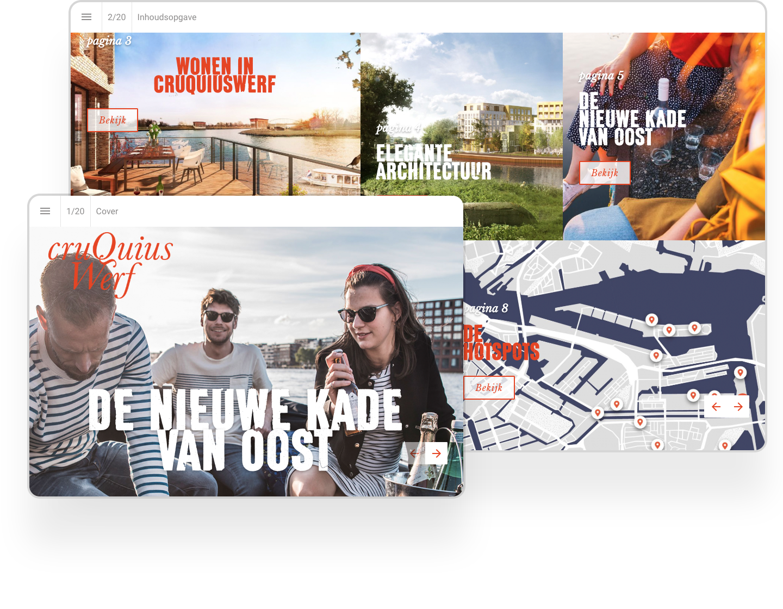 AM Interactive Brochure Example
