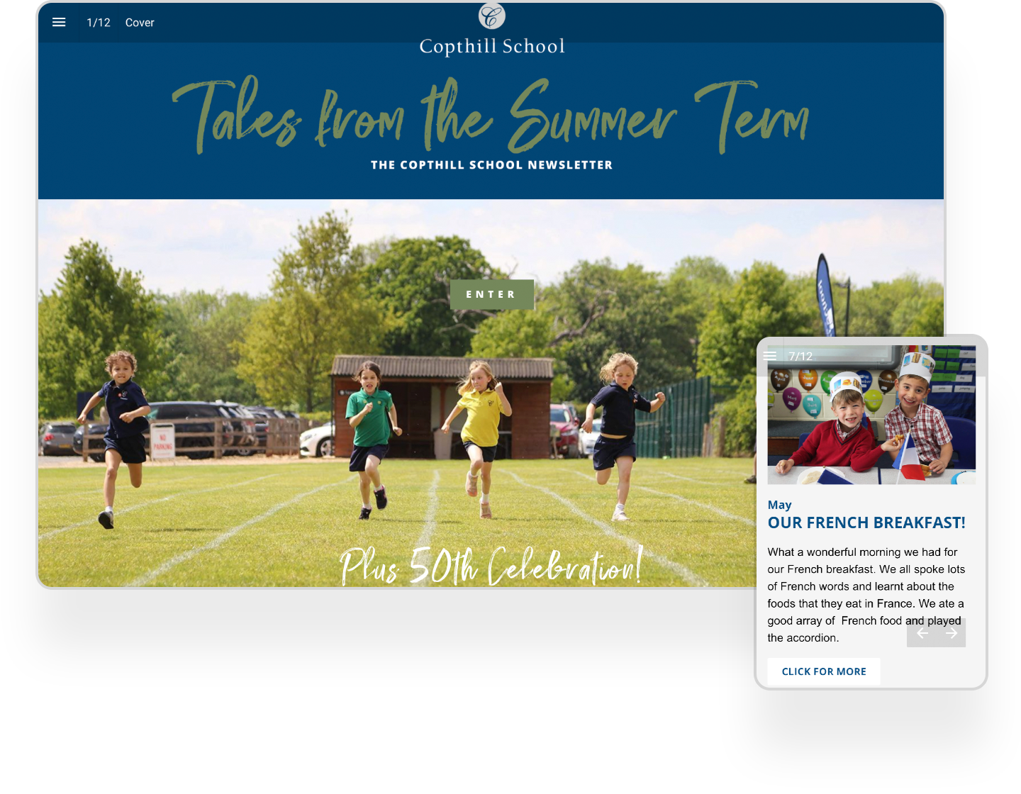 interactive-example-newsletter-copthillschool