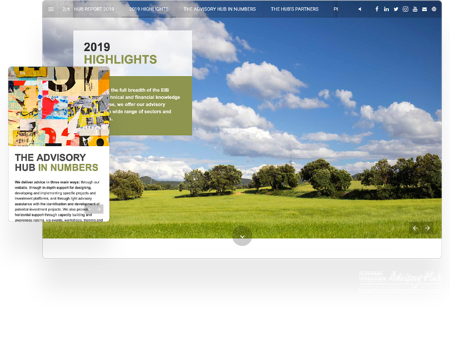 interactive-financial-report-hub
