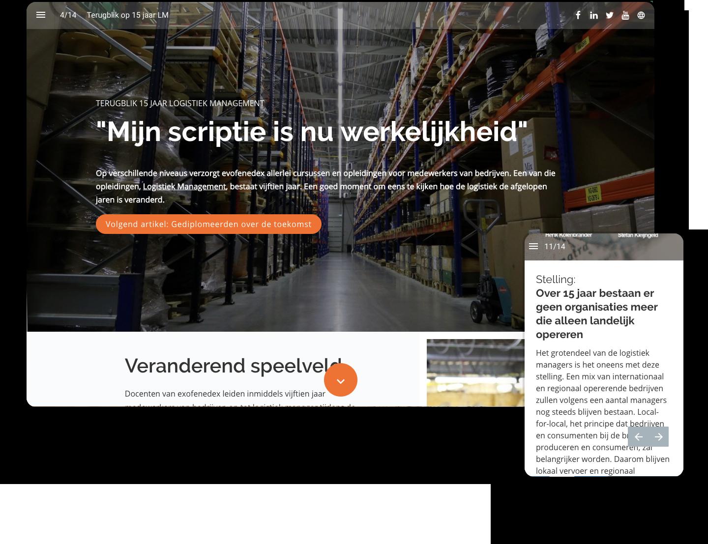 interactive magazine example evofenedex