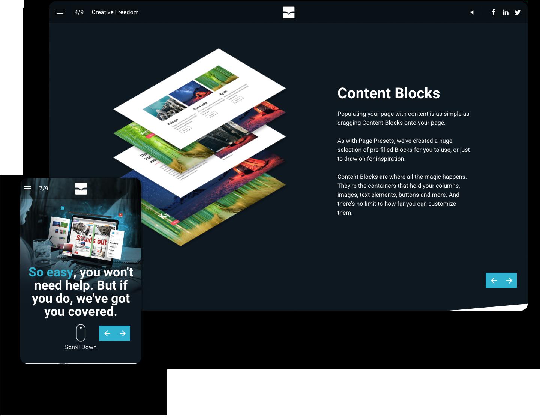 Foleon Interactive Newsletter Example