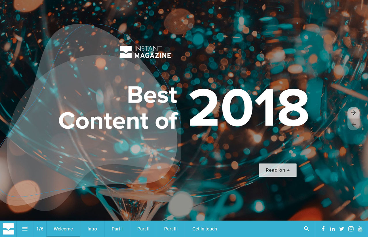 Best content of 2018