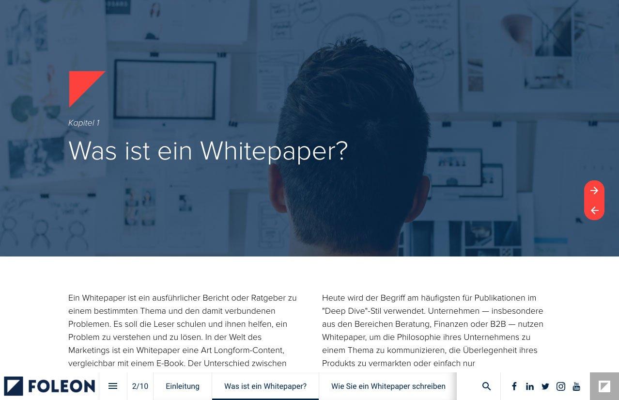 Der Schritt-für-Schritt-Guide zum erfolgreichen Whitepaper-Marketing.
