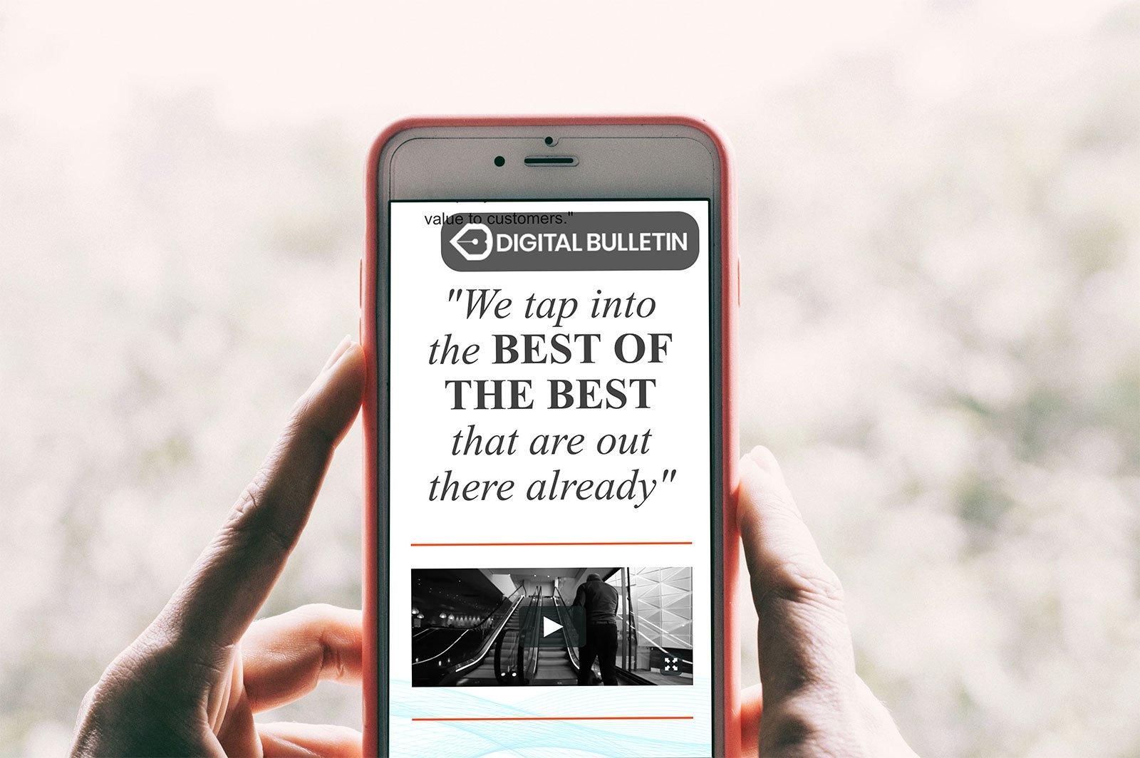 digital-bulletin-mobile-example