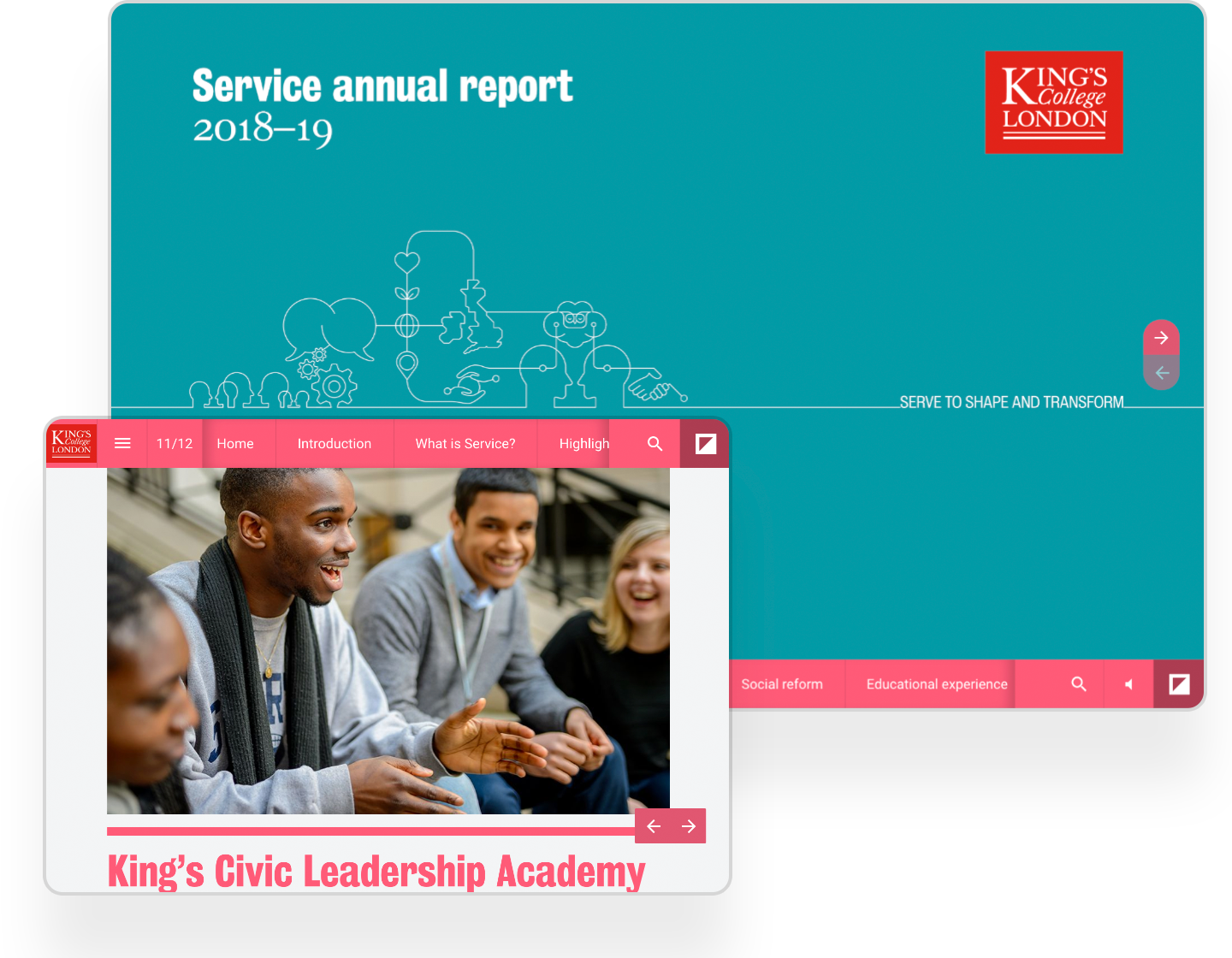 interactive-example-report-kingscollege